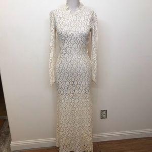 Vintage Amazing Lace Dress